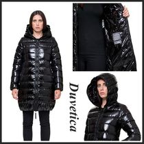 ☆SALE☆【DUVETICA】ACEダウンジャケット:ALL BLACK