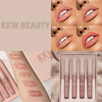 KKW BEAUTY★キムカーダシアン クリームリキッドリップ4本セット