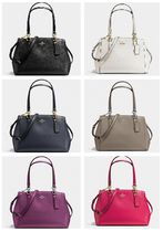 ★Coach SMALL CHRISTIE CARRYALL ショルダーバック F57520★
