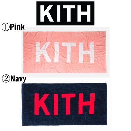 【KITH】☆17SS新作☆ KITH BEACH TOWEL