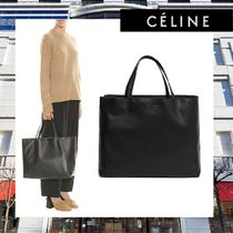 ★早期完売【CELINE】CABAS SMOOTH LAMSKIN HORIZONTALブラック
