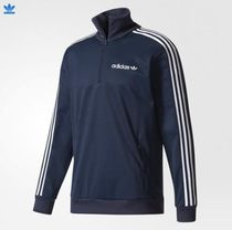 ADIDAS MEN'S ORIGINALS MINO HALF ZIPPER TRACK TOP CG1349
