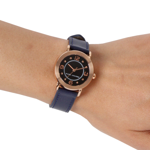 MARC JACOBS Riley 28 ライリー レディース腕時計 MJ1577