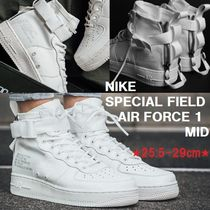 日本未入荷★NIKE NIKE SPECIAL FIELD AIR FORCE 1 MID★Ivory