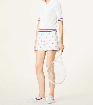 ☆Tory Sport☆ ショーツ♪ EMBROIDERED SHORTS