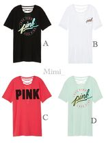 Victoria's Secret PINK Tシャツ CAMPUS STRAPPY BACK TEE