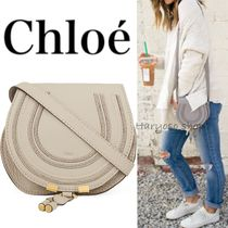 VIP価格★Chloe★Marcie leather cross-body bag