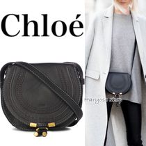 VIP価格★Chloe★Marcie small leather saddle bag