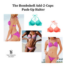 【即発!】*VS* Swim トップス The Bombshell Push-Up Halter