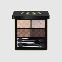 GUCCI(グッチ) アイメイク GUCCIアイシャドウ Tuscan storm, Magnetic Color Shadow Quad