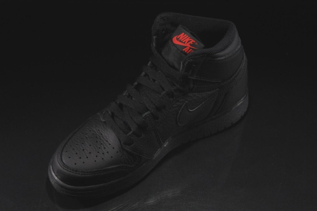 "Women's Air Jordan 1 High OG ""Black Cat"""