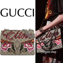 VIP価格★GUCCI★Dionysus Elton shoulder bag