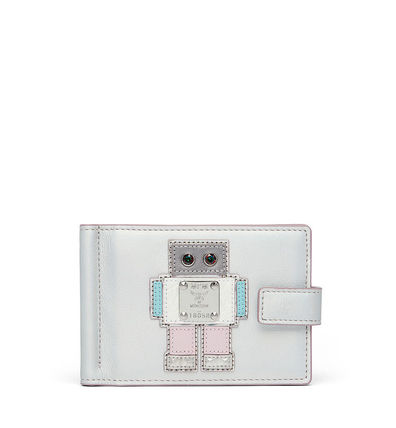 (エム シー エム) MCM ROBOT SERIES MONEY CLIP MYC7SRO06SV