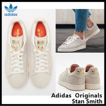 【adidas Originals】Stan Smith GOLD BA7441
