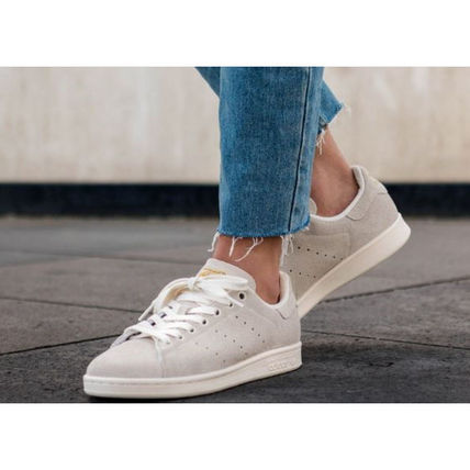 adidas スニーカー 【adidas Originals】Stan Smith GOLD BA7441 (10)