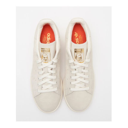 adidas スニーカー 【adidas Originals】Stan Smith GOLD BA7441 (7)