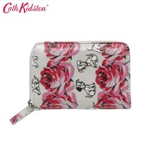 ◆Cath Kidston◆ DISNEY POCKET PURSE SMALL PUPPIES & ROSES