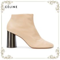 【17AW!新作!】★CELINE★Low heeled boots