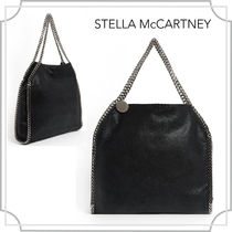 関税込☆falabella eco-leather 2 chains〜/黒/Stella McCartney