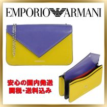 ◇ EMPORIO ARMANI ◇ Across-body bag 【関税送料込】