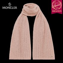 TOPセラー賞受賞!17/18秋冬┃MONCLER★SCARF_ピンク