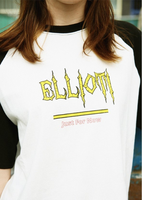 Ellioti Just for Now_BK 国内発送★関税込