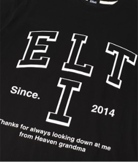 Ellioti Hurt There Tee_Black 国内発送★関税込