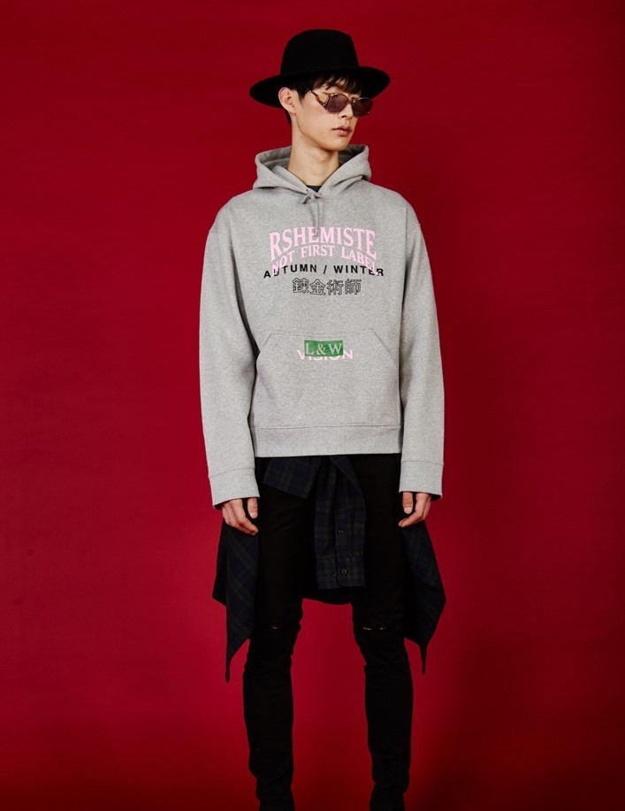 holiday hood homme-GY 国内発送★関税込