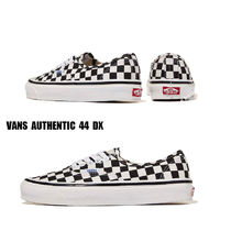VANS★ANAHEIM FACTORY AUTHENTIC 44 DX★チェック柄★2色