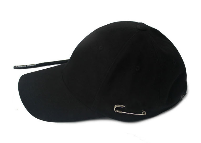 ★Mack Barry★ MACK LONGSTRAP CURVE RING CAP (B)
