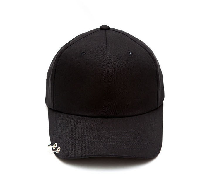 ★Mack Barry★ MACK CURVE RING CAP (B)