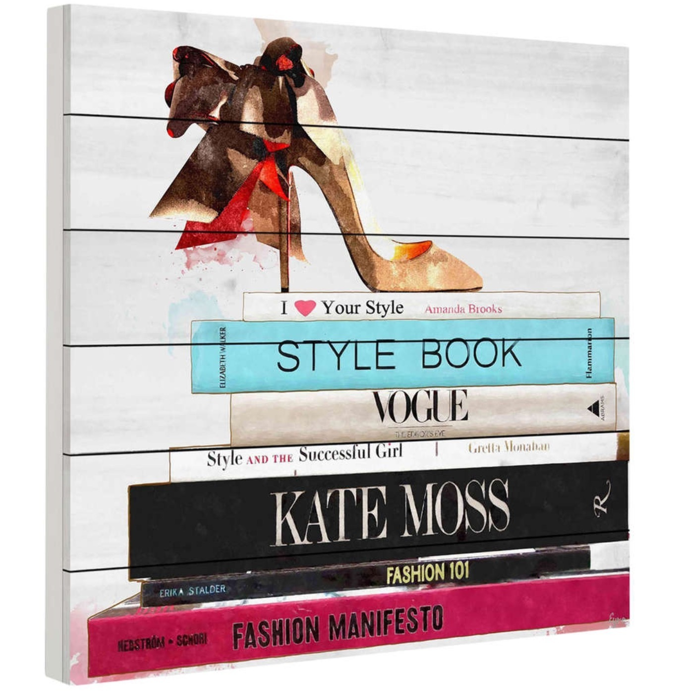 Marmont Hill★Style Book★ウッドプリント 61x61