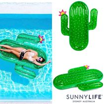 SUNNY LIFE 浮き輪 サボテン LUXE LIE-ON FLOAT CACTUS