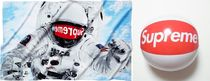 【セット価格】 SUPREME BEACH BALL & Astronaut Beach Towel