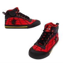 Disney(ディズニー) キッズその他 Spider-Man High-Top Sneakers for Kids