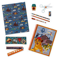 Disney(ディズニー) キッズその他 The Lion Guard Stationery Supply Kit