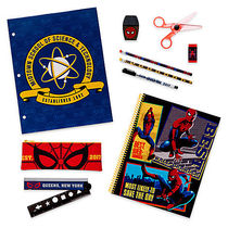 Disney(ディズニー) キッズその他 Spider-Man: Homecoming Stationery Supply Kit
