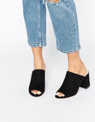 < 送料関税込み >ASOS TRUE LOVE Heeled ASOS ヒール サンダル