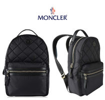 MONCLERモンクレール GEORGETTE バックパック ブラック