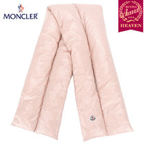 TOPセラー賞!17/18秋冬┃MONCLER★PADDED SCARF_ライトピンク