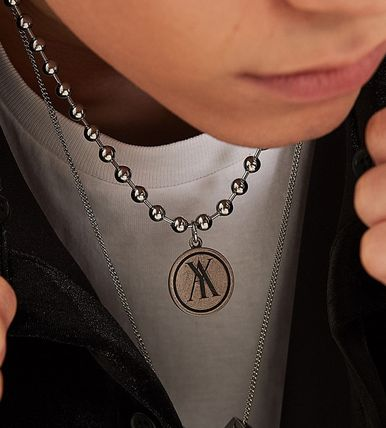 【ANOTHERYOUTH】 SURGICAL STEEL PENDANT / UNISEX