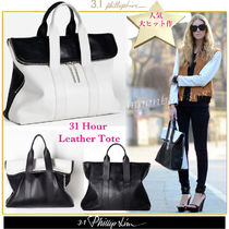 【定番☆人気】3.1 Phillip Lim ★  31 Hour Leather Tote