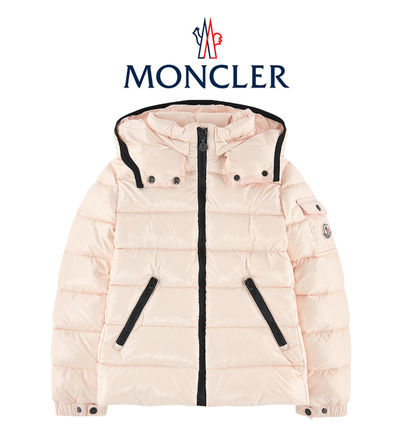 17AW MONCLER Bady  大人もOK 8-14歳 ダウンコート ライトピンク