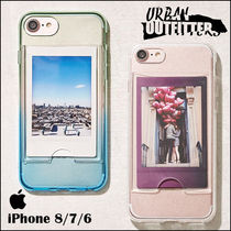 Urban Outfitters(アーバンアウトフィッターズ) スマホケース・テックアクセサリー Urban Outfitters☆ オリジナル写真が入る♪ iPhoneケース (7用)