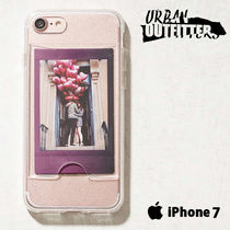 Urban Outfitters☆ オリジナル写真が入る♪ iPhoneケース (7用)