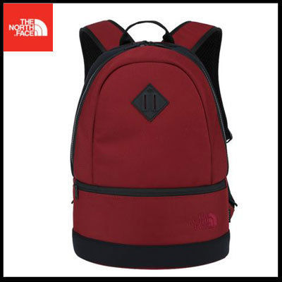 (ザノースフェイス) CONNECT BACKPACK S DARK RED NOM2DH60