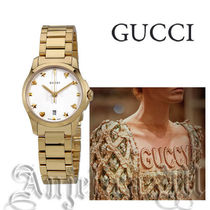 ★関税・送料込★GUCCI G-Timeless Ladies Watch YA126576