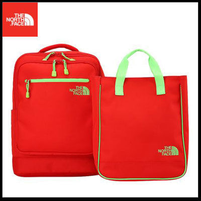 (ザノースフェイス) KIDS BASIC SCHOOL PACK RED NJM2DH14