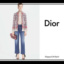 LOOK10◇Cropped デニム◇Christian Dior