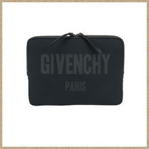 SALE【GIVENCHY】ロゴプリント クラッチバッグ